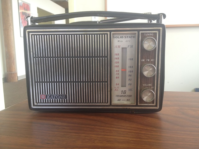 Radio MP3 Player
