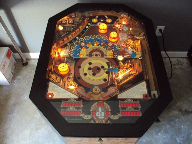 Star Shooter Pinball
